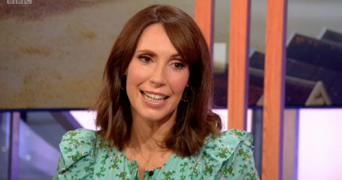 Alex Jones confirms return to The One Show after maternity leave