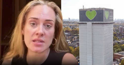 Adele pays tribute to Grenfell fire victims in 4th anniversary video: 'No one has been accountable'