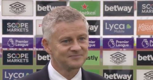 'He's a different man!' – Ole Gunnar Solskjaer hails Manchester United's David de Gea after penalty heroics in victory over West Ham