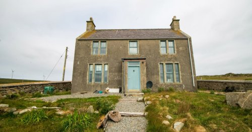 This remote Father Ted-esque home is available to buy for less than £100,000
