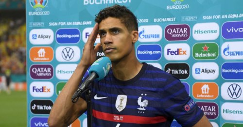 Frank Leboeuf questions why Raphael Varane would want to sign for Man Utd