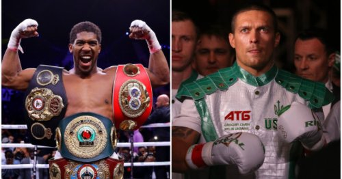 Anthony Joshua vs Oleksandr Usyk: Fight predictions from Tyson Fury, Dillian Whyte and more