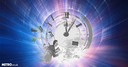 Astrophysicist claims time travel could be possible – but with one catch