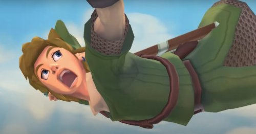 Zelda: Skyward Sword is terrible and we should all just admit it – Reader's Feature