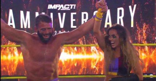 Ex-WWE star Chelsea Green returns to IMPACT Wrestling at Slammiversary with fiancé Matt Cardona