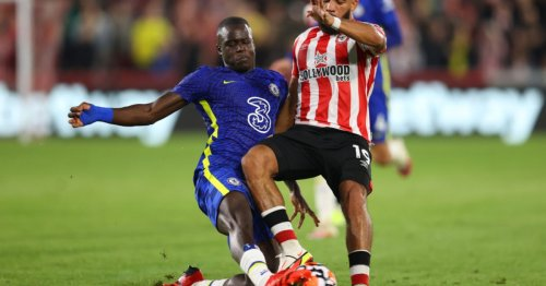 Malang Sarr singles out 'really smart' Chelsea duo who helped him during impressive performance against Brentford