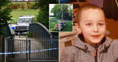'Polite' boy, 5, found dead in river is pictured as two adults and teen arrested