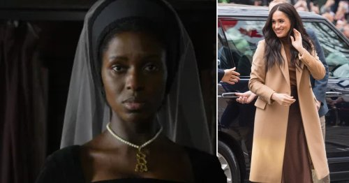 Anne Boleyn star Jodie Turner-Smith: 'Royal family missed chance to be modernised by Meghan Markle'