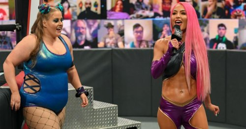 WWE's Piper Niven delivers perfect response to body shaming trolls as stars rally behind her after Raw debut