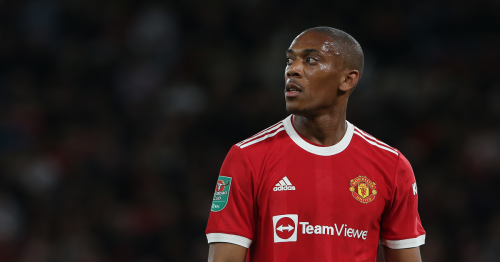 Ole Gunnar Solskjaer reacts to Anthony Martial's performance against West Ham and rues lack of 'cutting edge'