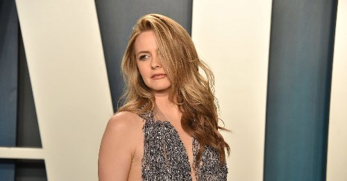 Alicia Silverstone insists we've all been pronouncing her name wrong and as if