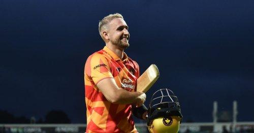 Liam Livingstone hits 10 sixes to send Birmingham Phoenix into Hundred final