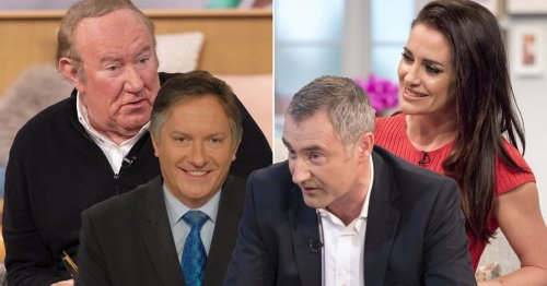 Who are the GB News presenters?