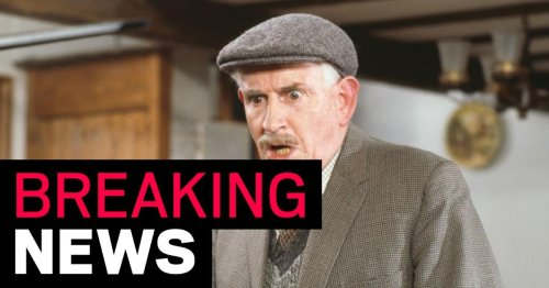 Last of the Summer Wine actor Robert Fyfe dies aged 90 just weeks after wife's death