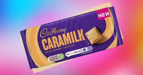 Cadbury confirms UK version of Caramilk bars will be released next week