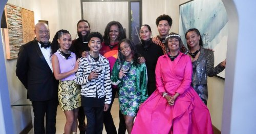 Michelle Obama confirmed to appear as guest star on Black-ish: 'Going all out for the final season'