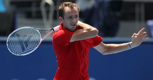 'You should be embarrassed': Daniil Medvedev blasts reporter after Russian 'cheating' question