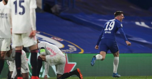 'What a journey!' – Declan Rice hails Mason Mount after Chelsea reach Champions League final