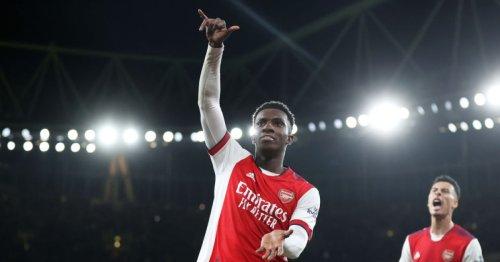 Mikel Arteta sends message to Eddie Nketiah over Arsenal future