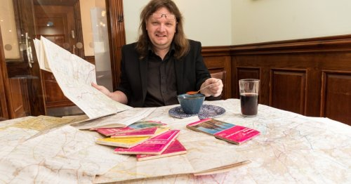 Wetherspoons superfan on mission to visit every pub despite being teetotal