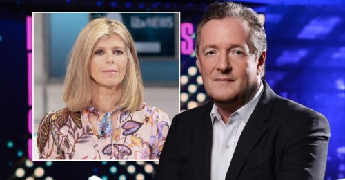 Piers Morgan quits Life Stories with Kate Garraway taking over as host of ITV series