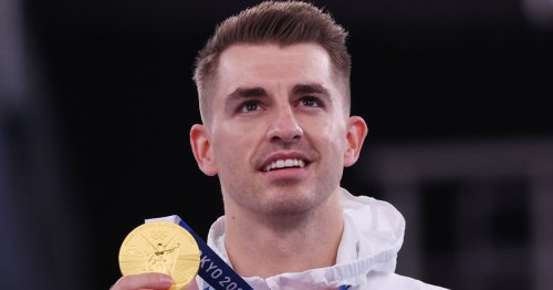 Max Whitlock makes history with Olympic gold for Team GB in men's pommel horse