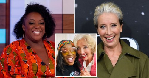 Strictly Come Dancing 2021: Emma Thompson and Judi Love start beginning of a beautiful friendship