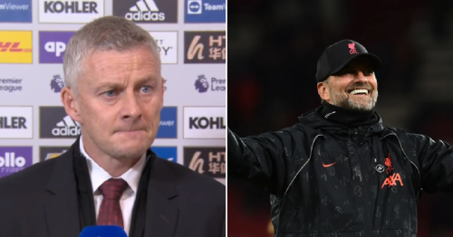 Ole Gunnar Solskjaer explains why he won't resign as Manchester United manager after embarrassing Liverpool defeat