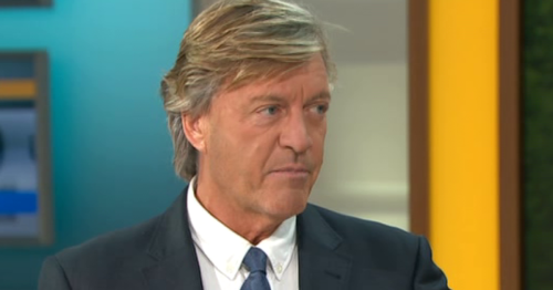 Richard Madeley apologises for calling Insulate Britain campaigner 'darling' in chaotic interview