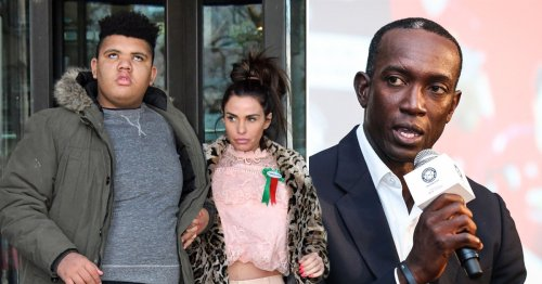 Katie Price claims Dwight Yorke 'cut ties with Harvey' after son asked to see him in 2012