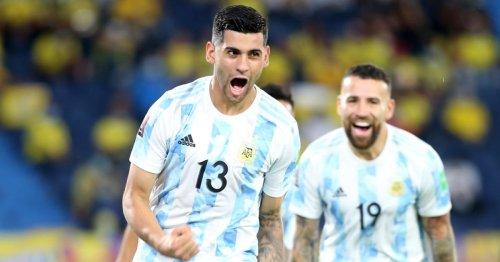 Tottenham Hotspur agree £43m fee for Atalanta defender Cristian Romero