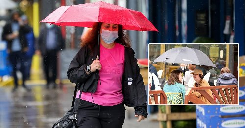 UK to be battered with more rain in 'one of wettest Mays on record'
