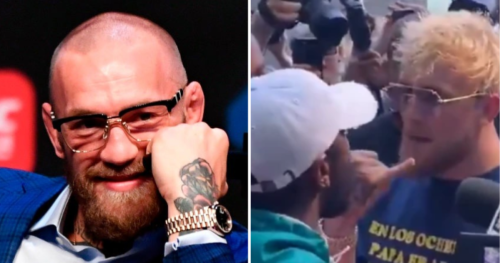 Conor McGregor rips into Floyd Mayweather after Jake Paul brawl