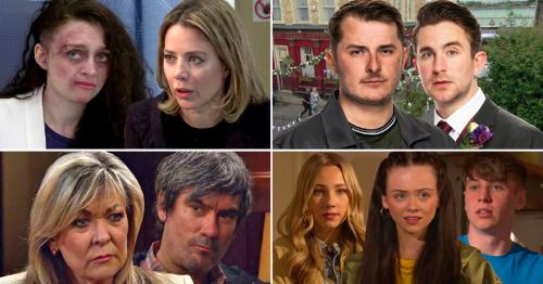 25 soap spoilers: Coronation Street teen tragedy aftermath, EastEnders wedding disaster, Emmerdale suspicions, Hollyoaks affair shock