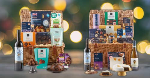 Aldi's launch Christmas 2021 hampers, including two new luxury gift baskets