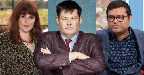 Beat The Chasers' Mark Labbett 'punches' Jenny Ryan as 'karma' for Paul Sinha controversy
