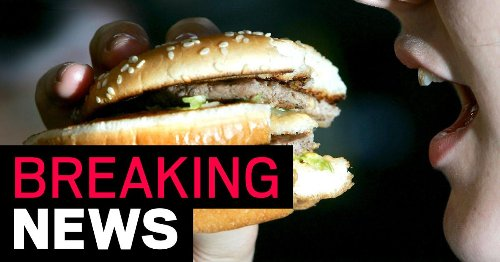 Fast food adverts to be banned on TV before 9pm