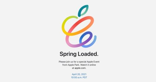 Apple Spring Loaded event 2021: What time is it and how can I watch it?