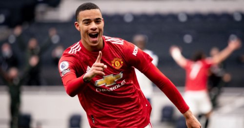 Mason Greenwood is 'years away' from playing centre forward for Manchester United, insists Ole Gunnar Solskjaer