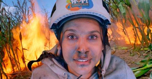 Emmerdale spoilers: New video reveals killer Meena Jutla fire twist
