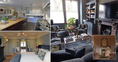 Photoshoot House used by Little Mix and Charlotte Tilbury on sale for £5million