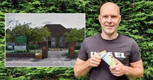 Vegan dad couldn't sleep with stress because daughter couldn't take soya milk to school
