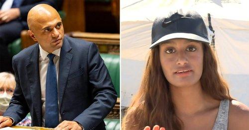 Sajid Javid says stripping Shamima Begum of her citizenship 'protected Brits'