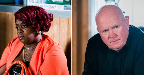 EastEnders spoilers: Kim confronts Phil over Vincent's murder