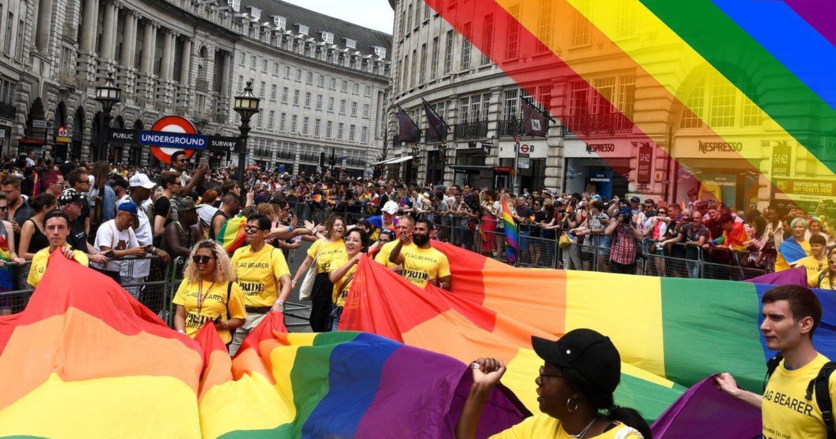 This is how the loss of real-life Pride events and LGBT spaces during the pandemic has impacted the community