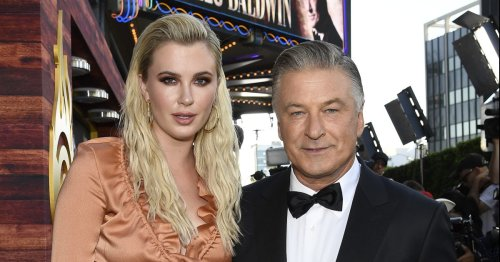 Alec Baldwin's daughter Ireland reveals 'abhorrent and threatening' messages of abuse as she defends dad after shooting