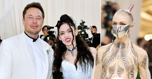 Grimes is keeping herself busy after Elon Musk split by creating a 'lesbian space commune'
