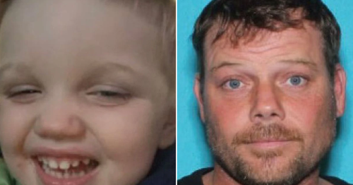"""Boy, 2, 'in extreme peril after he was abducted by """"armed and dangerous"""" dad'"""