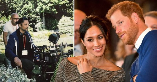 Prince Harry and Meghan Markle Lifetime movie wraps filming after backlash over casting