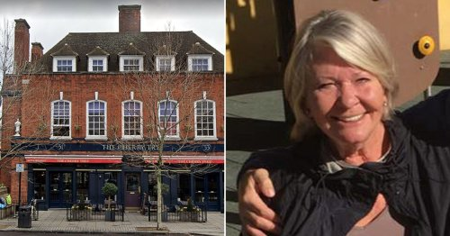 Gran sues pub for £200,000 after she 'slipped on champagne ice and cake'